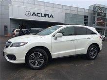 2016 Acura RDX Base w/Elite Package