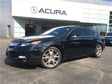 2013 Acura TL ELITE   NAV   OFFLEASE   LEATHER   TINT   AWD   V6