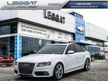 2010 Audi S4 RAW HP, Leather, Sunroof, Navi and a ton more