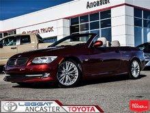2011 BMW 335i I ONLY 68349 KMS!!!!!!!!!