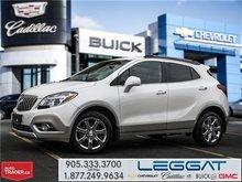 2014 Buick Encore AWD/Nav/Roof/Safety Pkg/Premium Pkg.