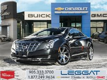 2014 Cadillac ELR Luxury Package
