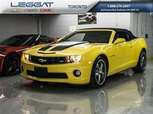 2012 Chevrolet Camaro 2SS, Drop Top, Leather and more