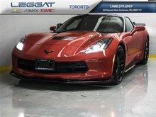 2017 Chevrolet Corvette 1 Owner, Z51, 3LT and much more