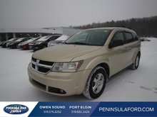 2010 Dodge Journey SE  AS-IS SPECIAL, 4 CYL, SUV!
