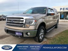 2013 Ford F-150 LARIAT 6.5 FT 3.5L  WOW!  LOOK NOW! CLEAN!