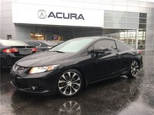 2013 Honda Civic SI   6SPEED   LOWERED   ONLY50000KMS   NAVI