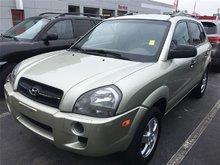2007 Hyundai Tucson GL w/Air Pkg