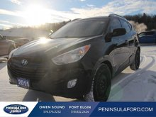 2011 Hyundai Tucson LIMITED PZEV  AWD, LEATHER, CLEAN!