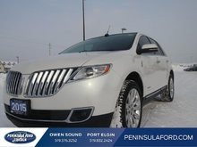 2015 Lincoln MKX 4DR AWD PREMIERE