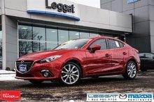 2014 Mazda Mazda3 GT-SKY TECH PKG AUTO