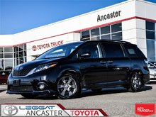 2015 Toyota Sienna SE WITH TECHNOLOGY PACKAGE !!!