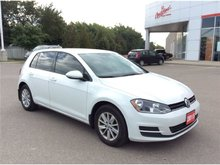 2015 Volkswagen Golf Trendline..1 owner..accident free..