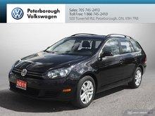2011 Volkswagen Golf wagon Trendline 2.5 5sp