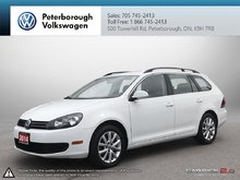 2014 Volkswagen Golf wagon Comfortline 2.5 at Tip