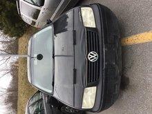2001 Volkswagen Jetta Sdn Wolfsburg ED
