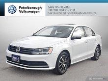 2016 Volkswagen Jetta Comfortline 1.4T 6sp at w/Tip (Prod End 11.2015)