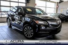 2014 Acura MDX 3.5L V6 NAV SH-AWD