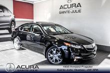 Acura TL W/Elite Pkg 2014