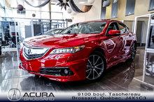 Acura TLX V6 Elite Rouge 2017