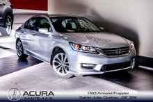 Honda Accord Sedan Sport 2013
