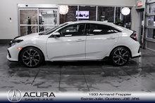 2017 Honda Civic Hatchback Sport TURBO +  LaneWatch