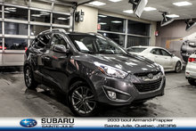 Hyundai Tucson GLS TOIT PANO MAGS PNEUS D'HIVER 2014