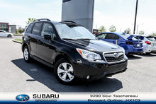 2015 Subaru Forester 2.5i Touring Pkg Certifié Subaru
