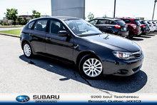 Subaru Impreza 2.5i Sport Pkg 2011