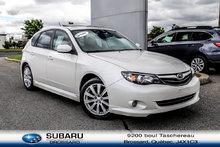 Subaru Impreza 2.5i Limited Pkg 2011