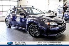 Subaru Impreza WRX STI  Hayon 2011