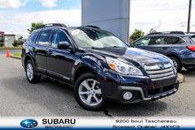 Subaru Outback 2.5I Touring Pkg 2013
