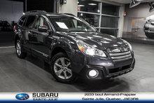 Subaru Outback AWD, MANUEL, BANCS CHAUFFANTS,FOGS, GR. ÉLECTR. 2014