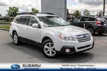 Subaru Outback 2.5i Convenience Pkg -Certifié Subaru 2014