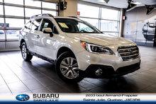 Subaru Outback 2.5i Premium, Subaru Sainte-Julie 2016