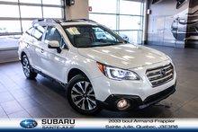 Subaru Outback Limited 2016