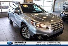 Subaru Outback 2.5i Touring 2016
