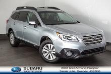 2016 Subaru Outback 2.5i Touring Pkg avec balance de garantie