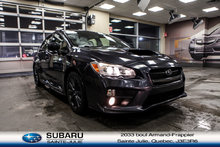 Subaru WRX 2.0I CVT SEDAN AWD 2015