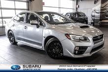 2015 Subaru WRX W/Sport Pkg