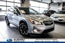 Subaru XV Crosstrek AWD, ATUTOMATIQUE, MAGS, FOGS, FAITES VITES!!! 2014