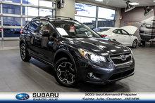 Subaru XV Crosstrek LIMITED,NAVIGATION,CUIR,TOIT,TEMPÉRATURE BI ZONE.. 2014