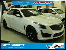 2018 Cadillac CTS-V Luxury Package