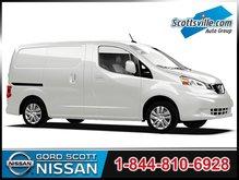 2017 Nissan NV200 SV Technology Package
