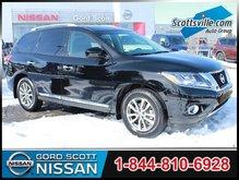 2014 Nissan Pathfinder SL 4WD, Premium, Sunroof, Nav, Bluetooth