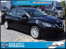 2017 Nissan Sentra 1.8 SV Luxury Package