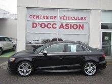 2015 Audi A3/S3 S3
