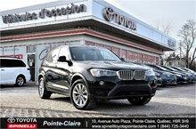2015 BMW X3 *****XDrive28d