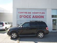 2010 Ford Escape XLT V6 FWD