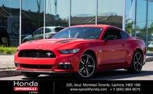 2016 Ford Mustang GT CALIFORNIA EDITION NAVI V8